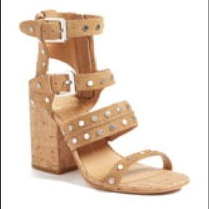 Dolce vita Effie block heel sandal 8